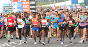 London Marathon race day tips