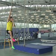 Pole Vault Rope Training