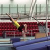 Pole vault technique
