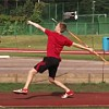 Javelin- Standing Throw