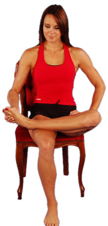 The gallery for --> Peroneus Longus Stretch