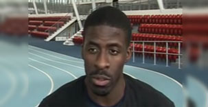 Dwain Chambers Interview