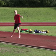 Javelin Drill-Run Up-1