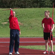 Javelin Drill-Run Up-2