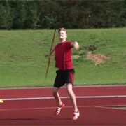 Javelin Drill-Run Up-3
