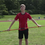 Javelin- Warm Up