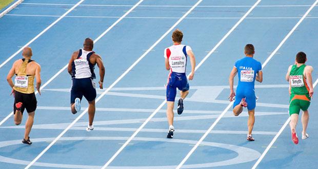 Junior 100m & 200m Sprint Program