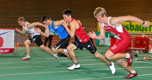 Intermediate Sprint Training Program