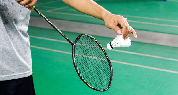 about badminton game