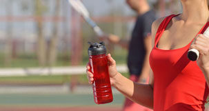 Hydration in sport