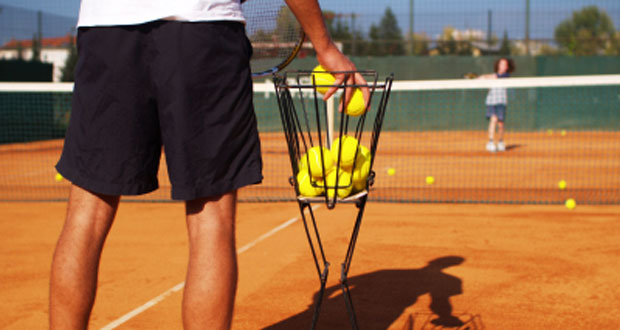 Tennis drills and Tennis coaching