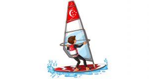 Bernouli sailing