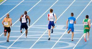 Junior sprint training