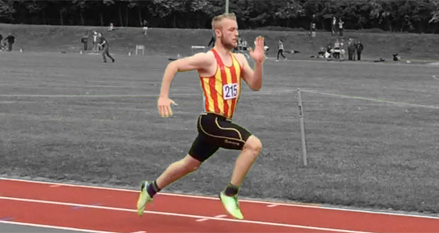 Long jump speed training