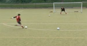 Goalkeeping drills