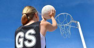 Netball skills